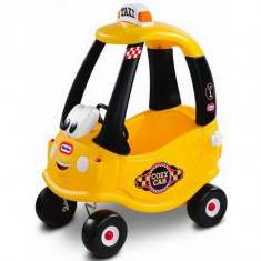 Masinuta Cozy Cab Galbena Little Tikes
