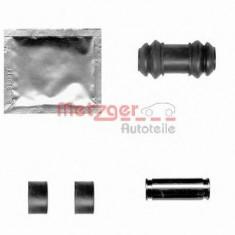 Set bucsi de ghidaj, etrier frana OPEL FRONTERA A 2.3 TD - METZGER 113-1396X - Arc - Piston - Garnitura Etrier