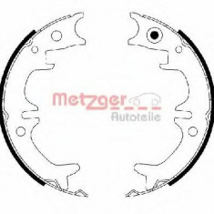 Set saboti frana, frana de mana TOYOTA SCEPTER - METZGER MG 220 - Saboti Frana de Mana