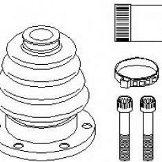 Set articulatie, planetara VW POLO 55 1.3 - TOPRAN 108 117