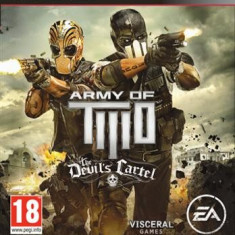 Army Of Two The Devil s Cartel Ps3 - Jocuri PS3 Electronic Arts