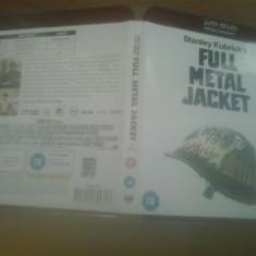 Full metal jacket (1987) - DVD - Film drama, Alte tipuri suport, Engleza