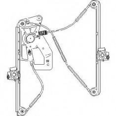Mecanism actionare geam BMW 5 limuzina 520 i - TOPRAN 501 827 - Macara geam