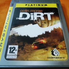 Joc Dirt, PS3, original, alte sute de jocuri! - Jocuri PS3 Codemasters, Curse auto-moto, 12+, Single player