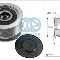 Sistem roata libera, generator MITSUBISHI OUTLANDER SPORT 1.8 DI-D - RUVILLE 57362 - Fulie