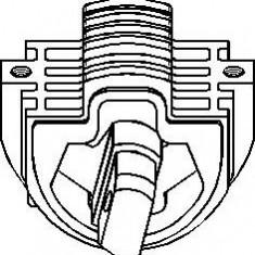 Suport, transmisie manuala MERCEDES-BENZ C-CLASS Break C 240 T - TOPRAN 400 487 - Tampon cutie viteze
