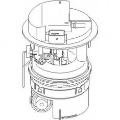 Pompa combustibil PEUGEOT 406 limuzina 3.0 24V - TOPRAN 722 047