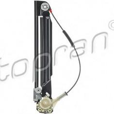 Mecanism actionare geam BMW 5 limuzina 535 i - TOPRAN 502 080 - Macara geam
