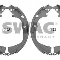Set saboti frana, frana de mana VW AMAROK 2.0 TSI - SWAG 30 93 6753 - Saboti Frana de Mana