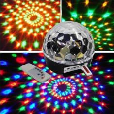 Glob Disco Led Crystal Magic Ball