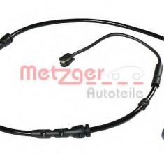 Senzor de avertizare, uzura placute de frana BMW X3 xDrive 28 i - METZGER WK 17-261 - Senzor placute