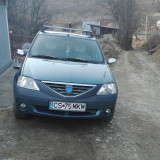 Dacia logan, An Fabricatie: 2007, Benzina, 100000 km, 1400 cmc
