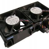 Sistem racire Cooler Ventilator Dual Dell Poweredge T610 Fan Dell GY676 RK388