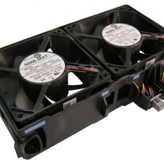 Sistem racire Cooler Ventilator Dual Dell Poweredge T610 Fan Dell GY676 RK388 - Cooler server