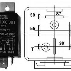 Unitate de control, bujii incandescente AUDI 4000 1.6 D - BERU GR001 - ECU auto