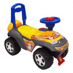 Masinuta de impins copii Baby Mix UR7600 Yellow - Vehicul