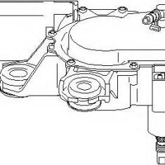 Motor stergator AUDI A3 1.6 - TOPRAN 110 741 - Motoras stergator