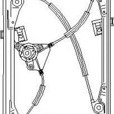 Mecanism actionare geam VW POLO 1.9 TDI - TOPRAN 111 260 - Macara geam
