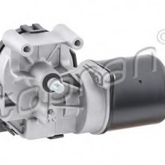Motor stergator SKODA FABIA 1.4 16V - TOPRAN 115 063 - Motoras stergator