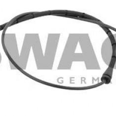 senzor de avertizare,uzura placute de frana BMW 3 cupe M3 3.0 - SWAG 20 93 6032