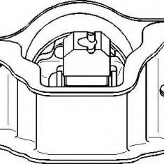 Suport motor RENAULT MEGANE II 1.5 dCi - TOPRAN 700 532 - Suporti moto auto
