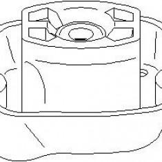 Suport motor MERCEDES-BENZ limuzina 230 E - TOPRAN 400 459 - Suporti moto auto