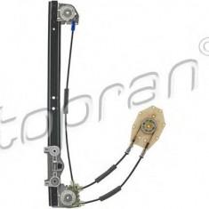 Mecanism actionare geam BMW 5 limuzina 520 i - TOPRAN 502 078 - Macara geam