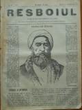 Ziarul Resboiul , nr. 67 , 1877 , gravura ; Hairulah Efendi