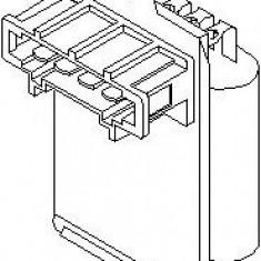 Rezistor, ventilator habitaclu AUDI A4 limuzina 1.6 - TOPRAN 112 216 - Motor Ventilator Incalzire