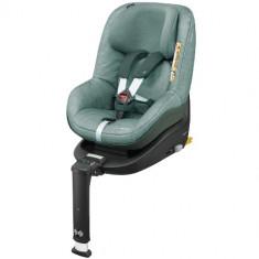Scaun Auto 2Way Pearl Nomad Green - Scaun auto copii Maxi Cosi, 0+ (0-13 kg), Opus directiei de mers, Isofix