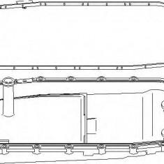Baie ulei, cutie viteze automata BMW 7 limuzina 735 i, Li - TOPRAN 500 991