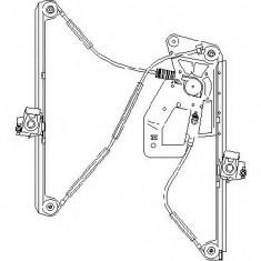 Mecanism actionare geam BMW 5 limuzina 520 i - TOPRAN 501 826 - Macara geam