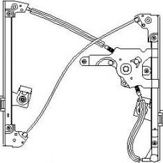 Mecanism actionare geam SKODA OCTAVIA 1.6 - TOPRAN 111 257 - Macara geam