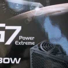 Susa G7 Power Extreme 780W Gaming - Sursa PC Cooler Master