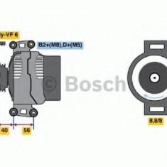 Generator / Alternator - BOSCH 0 124 515 118 - Alternator auto