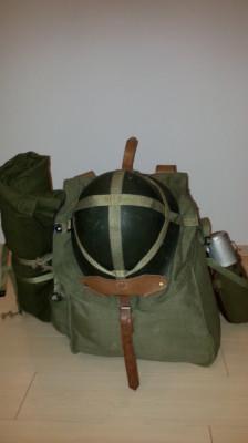 Rucsac ranita militara Mapn noi RSR (se vinde numai ranita)(stoc de razboi) foto
