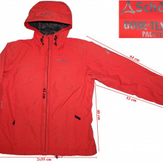 Geaca de ploaie Schoffel, membrana Gore-Tex Paclite, dama, marimea 40(M) - Imbracaminte outdoor Schoffel, Marime: M, Geci, Femei