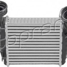 Intercooler, compresor SKODA SUPERB limuzina 1.9 TDI - TOPRAN 114 306 - Intercooler turbo