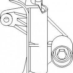 Mecanism tensionare, curea distributie AUDI A3 1.8 - TOPRAN 109 141 - Intinzator Curea Distributie