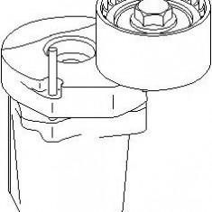 Intinzator curea, curea distributie BMW 1 118 d - TOPRAN 501 680 - Intinzator Curea Distributie
