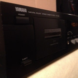 YAMAHA model KX-380 - Stereo Cassette Deck - Arata/Functioneaza Impecabil - Deck audio