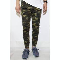 Pantaloni Army - pantaloni barbati pantaloni camuflaj - cod 115