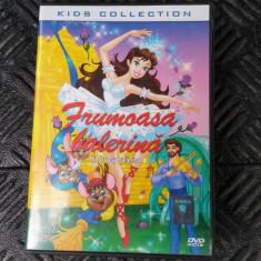 FRUMOASA BALERINA, DVD, - Film animatie, Romana