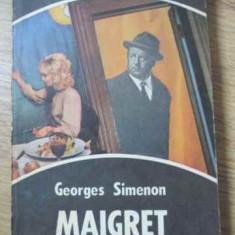 Maigret - Georges Simenon, 394562 - Carte politiste