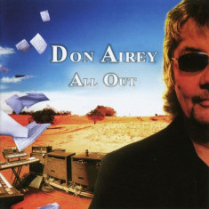 DON AIREY (DEEP PURPLE)- ALL OUT, 2011