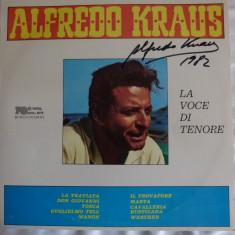 Alfredo Kraus - La Traviata etc. - vinyl - Muzica Opera Altele, VINIL