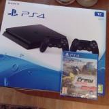 PS 4 1 tb 2 joystick-uri + joc