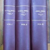 Codul Penal Carol II, Bucuresti 1937