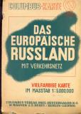 HARTA EUROPA DE RASARIT 1941
