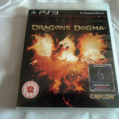Joc Dragon's Dogma, PS3, original, alte sute de jocuri! - Jocuri PS3 Sony, Actiune, 18+, Single player